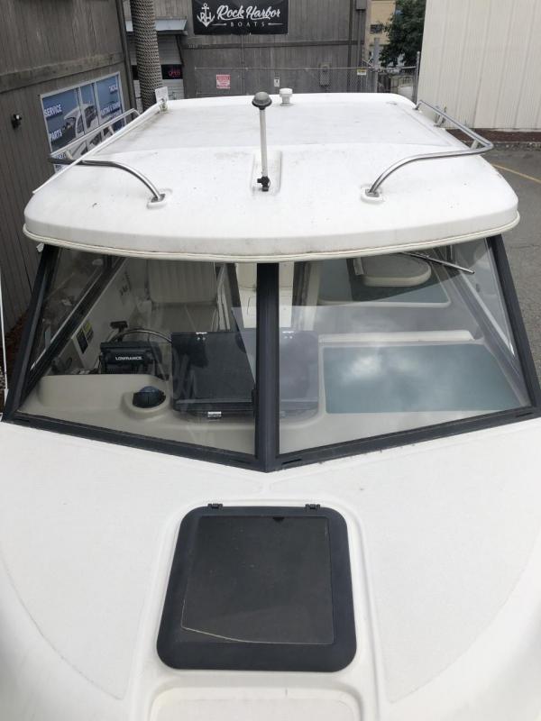 2002 Bayliner Boats 2359 HARDTOP Fishing Boat