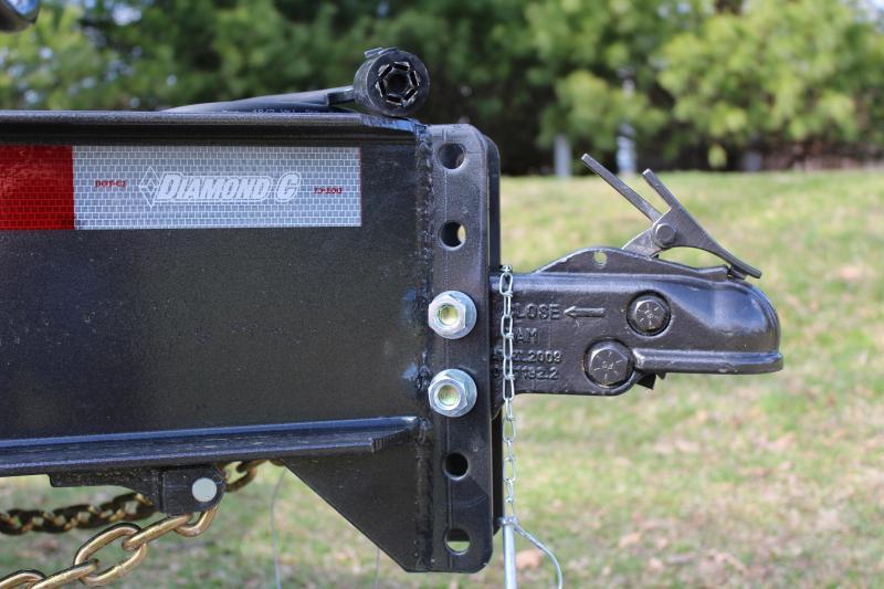 """Diamond C DET Deckover Tilt 102"""" x 24'"""