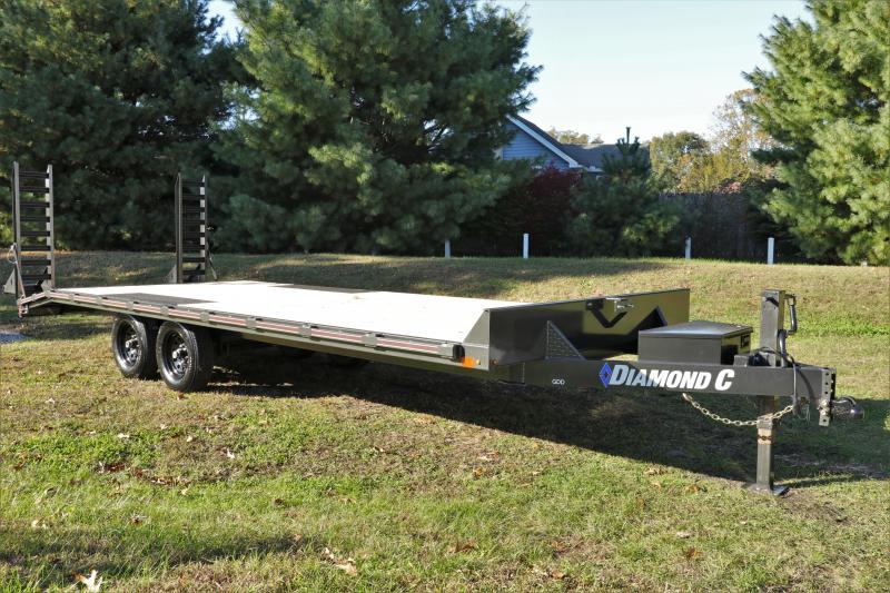 2022 Diamond C Trailers GDD Equipment Trailer