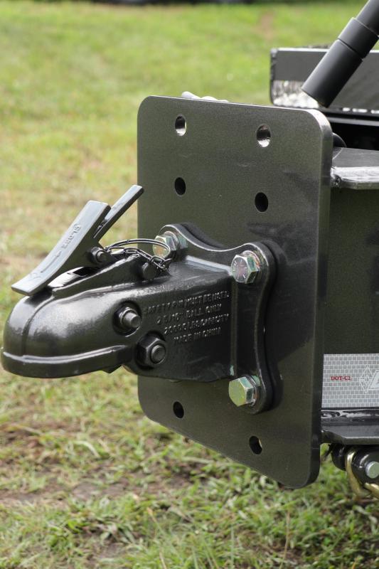 Diamond C LPX 7' x 22' Equipment Trailer