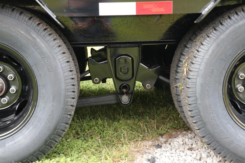 2021 Load Trail GP22 Low-Pro 102 x 32 Equipment Trailer