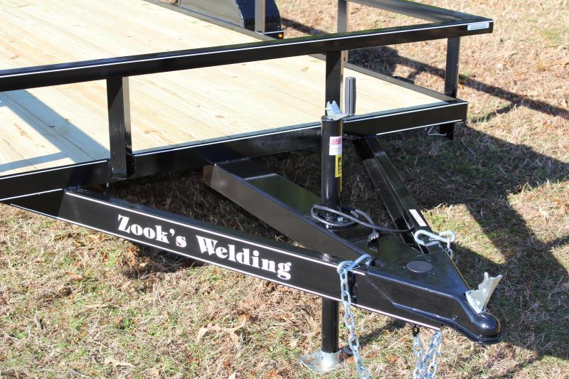 Zook's Welding Utility Trailer 6.5' x 12'