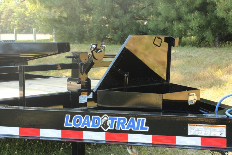 "Load Trail TH14 83""X20' Equipment Tilt Trailer"