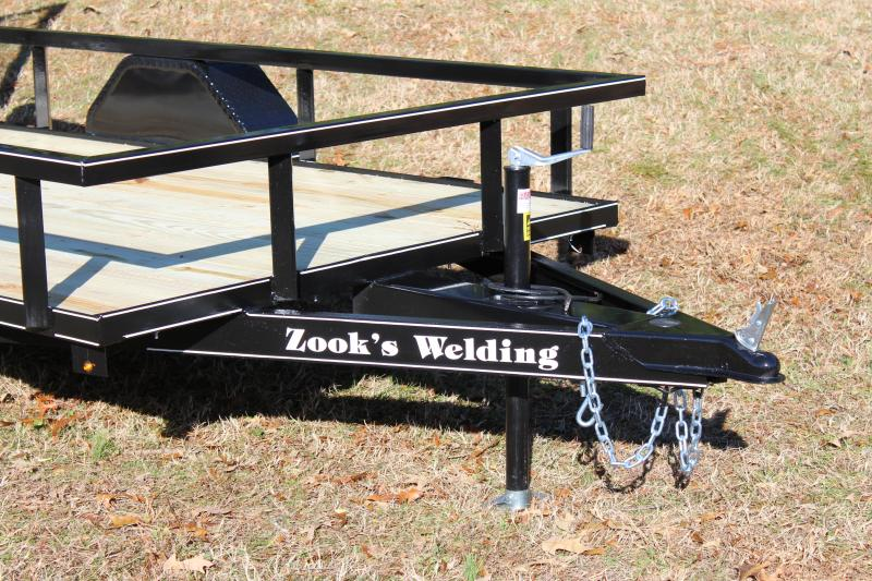 Zooks Welding Utility Trailer 5.5' x 10'