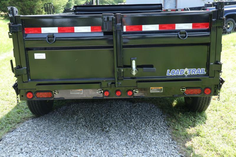 Load Trail DT07 60 x 10 Dump Trailer
