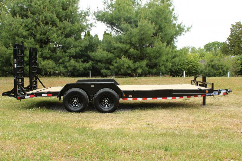 Load Trail CC14 EQT 83 x 20 Equipment Trailer