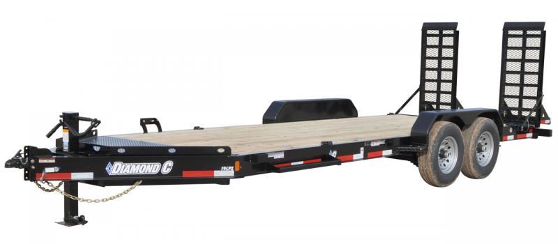2021 Diamond C Trailers LPX 207 Equipment Trailer