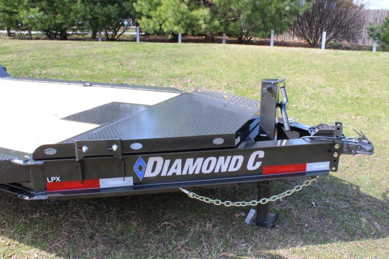 "Diamond C LPX Super Wide Buggy Hauler 102"" x 22'"