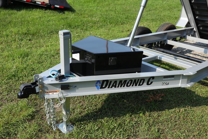 Diamond C Trailers GDT Dump Trailer 5X10