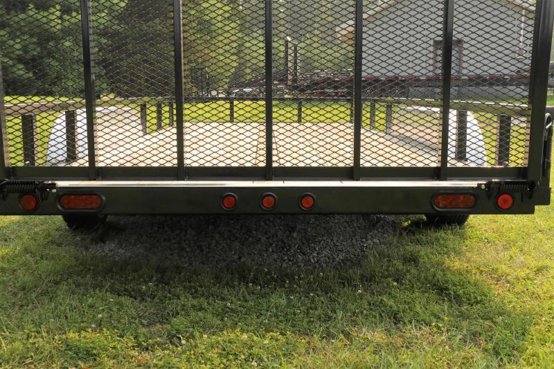 Load Trail UT07 - Tandem Axle Utility 102 x 18