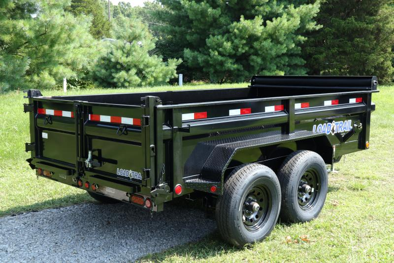 2021 Load Trail DT10 72 x 12 Dump Trailer