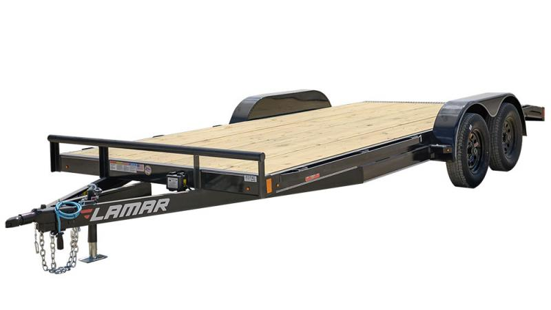 2022 Lamar Trailers 83x20 CC25 Car / Racing Trailer