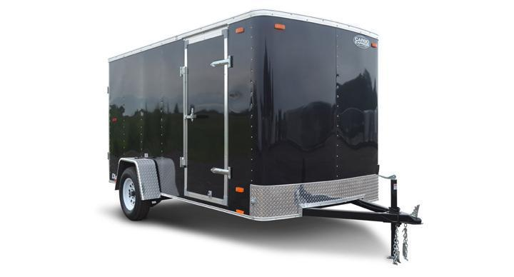 2021 Cargo Express EX Series Enclosed Cargo Trailer