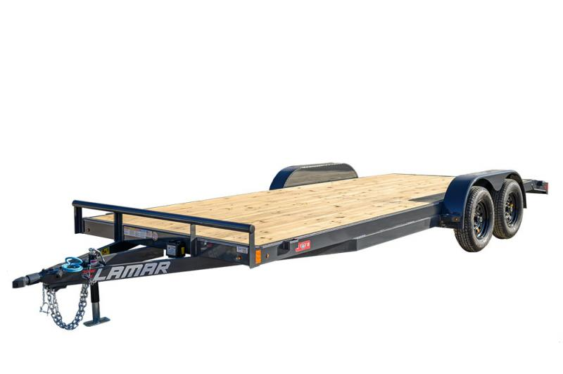 2022 Lamar Trailers 83x20 CE23 Car / Racing Trailer