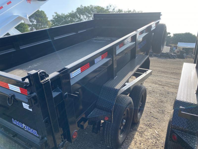 2021 Load Trail DT14 83 x 14 Dump Trailer