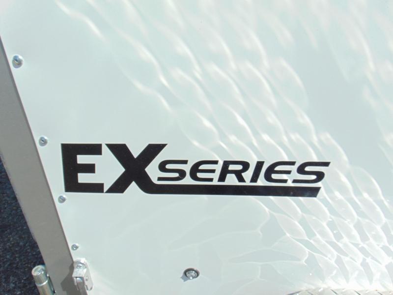 2021 Cargo Express 4X6 Enclosed Cargo Trailer
