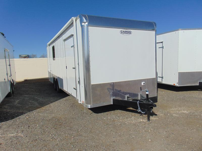 2020 Cargo Express FUS85X26TE3 Car / Racing Trailer