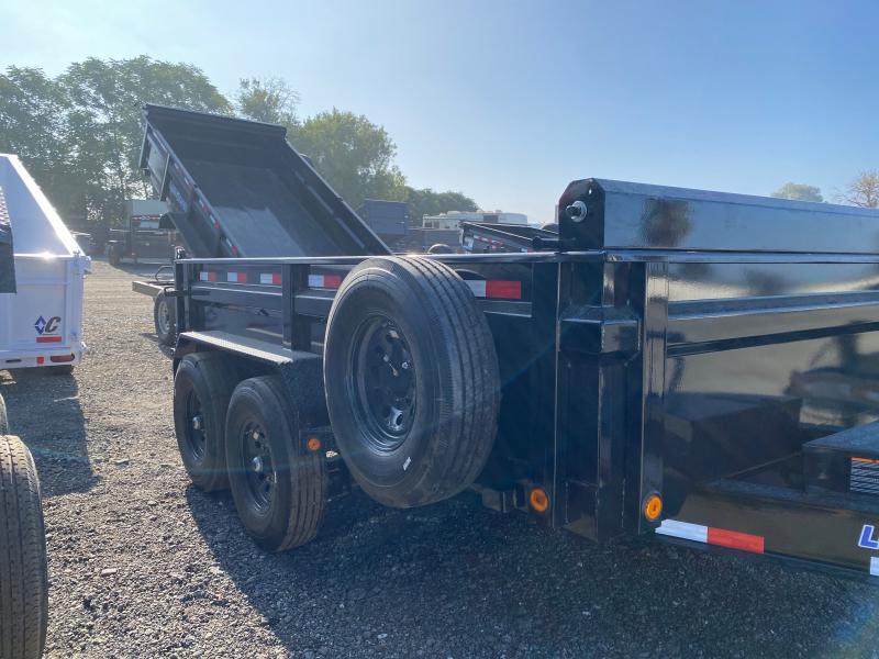 2022 Load Trail DT10 83 x 12 Dump Trailer