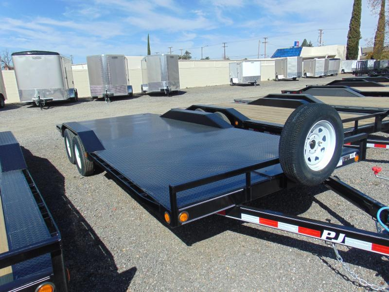2021 PJ Trailers B5202 Car / Racing Trailer