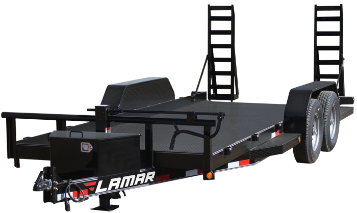 2019 Lamar Trailers Low-Pro Equipment Hauler (LE)
