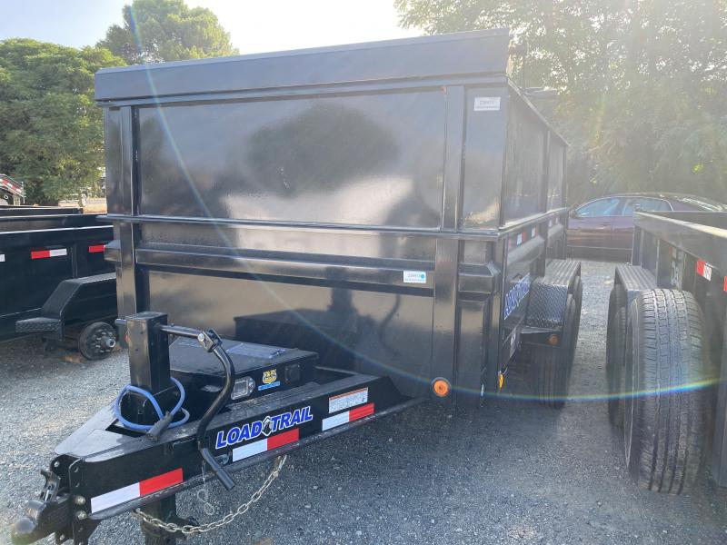 2021 Load Trail DT14 83 x 12 Dump Trailer