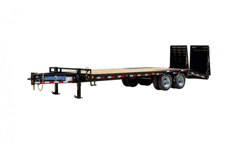 2021 Load Trail PP22 - Pintle Hook Low-Pro 102 x 25 Equipment Trailer