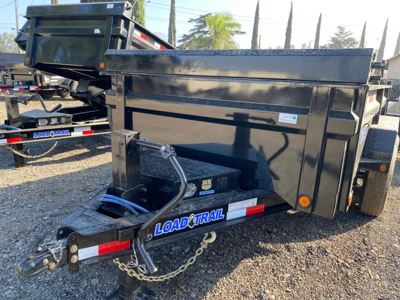 2022 Load Trail DT10 72 x 12 Dump Trailer