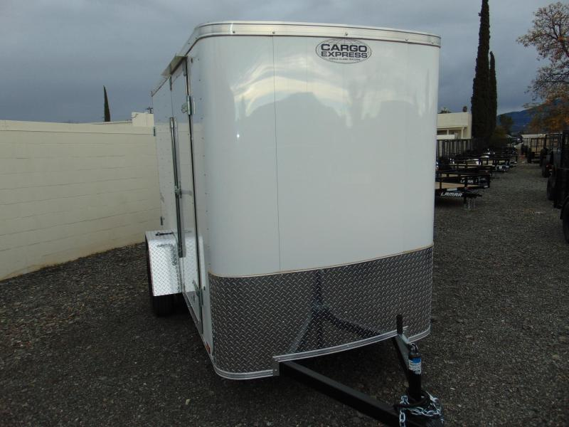 2021 Cargo Express In Stock Enclosed Cargo Trailer