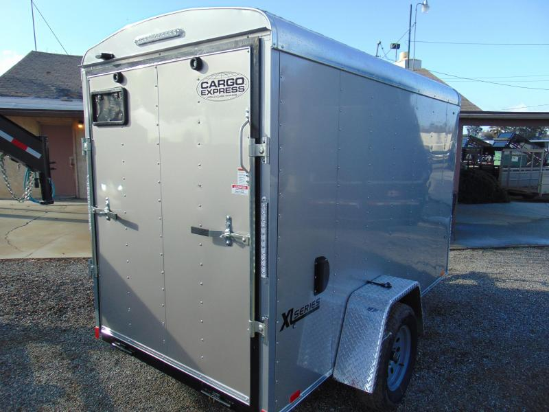 2021 Cargo Express In Stock Enclosed Cargo Trailer