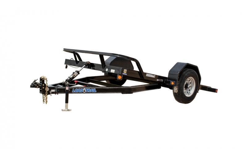 2022 Load Trail SH07 - Single Axle Tilt Scissor Hauler Utility Trailer