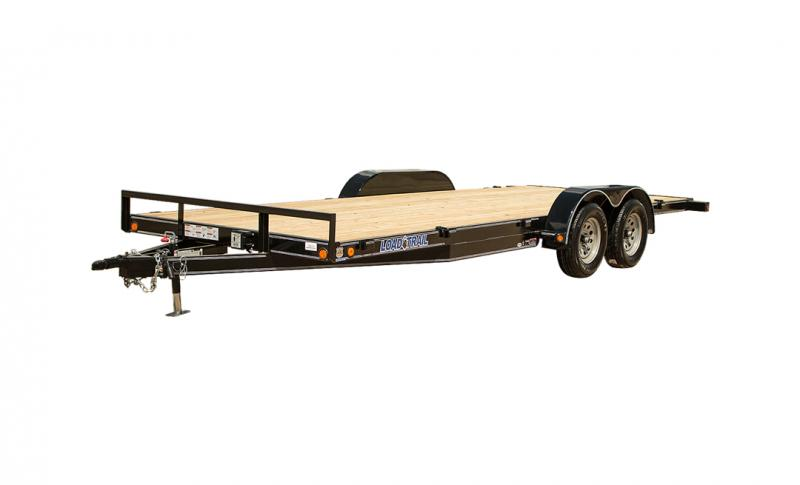 2021 Load Trail CH07 Carhauler 83 x 18 Car / Racing Trailer