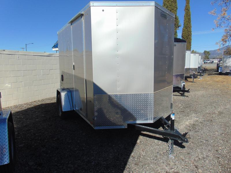 2021 Cargo Express XLW6X10S12 Enclosed Cargo Trailer