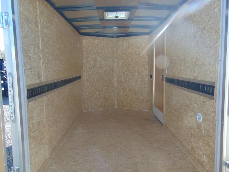 2021 Cargo Express XLW6X10S12 Enclosed Cargo Trailer