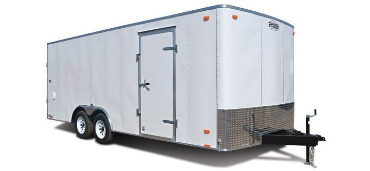 2021 Cargo Express EX Series Enclosed Car Trailer