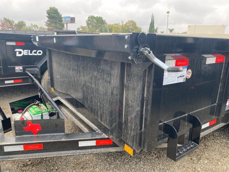 2021 Delco Trailers DUMP TRAILER Dump Trailer