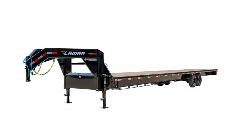 2022 Lamar Trailers 102x30 FS27 Equipment Trailer