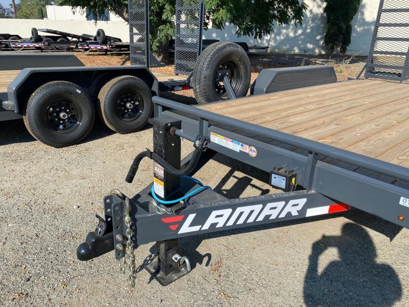 2021 Lamar Trailers 83x14 H627 Equipment Trailer