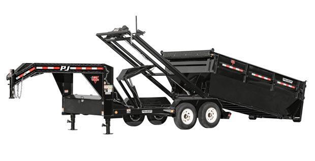 2021 PJ Trailers Rollster Roll Off Dump (DR) BIN ONLY