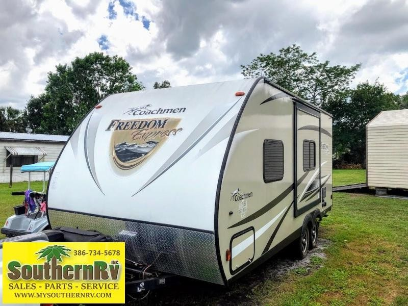 2017 Coachmen By Forest River Freedom Express 192RBS Travel Trailer RV