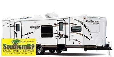 2014 Forest River Rockwood  Windjammer 3065WA Travel Trailer RV