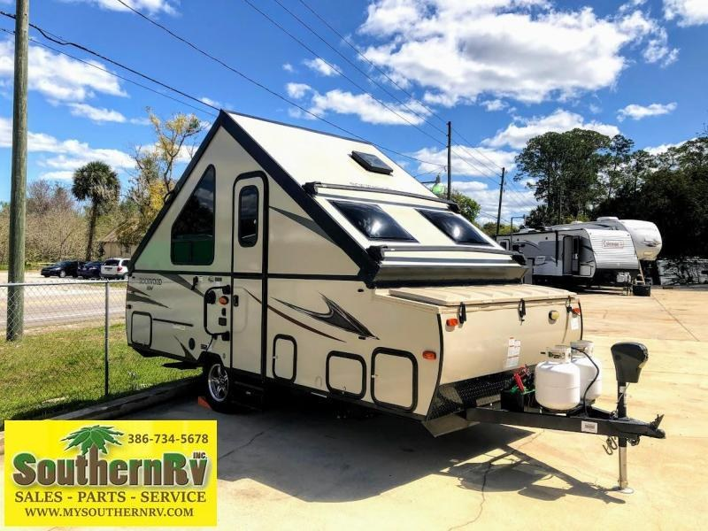 2018 Forest River Rockwood Hard Side A213HW Expandable Camper Trailer RV