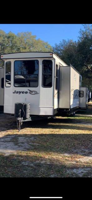 2018 Jayco Jay Flight Bungalow 40LOFT BUNKHOUSE Destination Travel Trailer RV