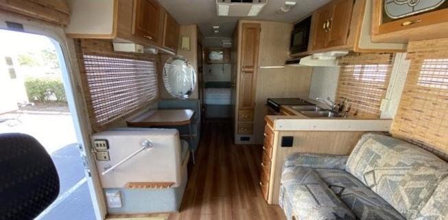2001 Rexhall Vision 29 Class A RV