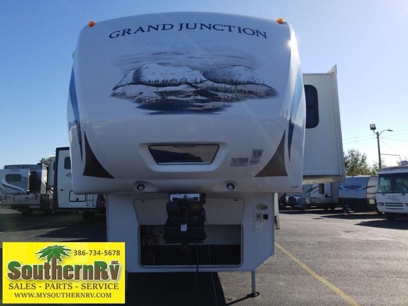 2010 Dutchmen Grand Junction 300RL Fifth Wheel Campers RV