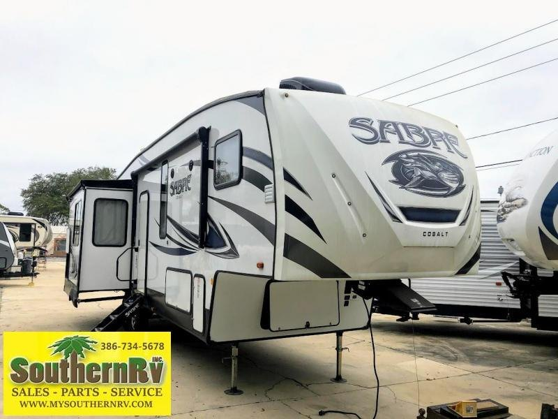 2019 Forest River Sabre 30RLT Fifth Wheel Campers RV