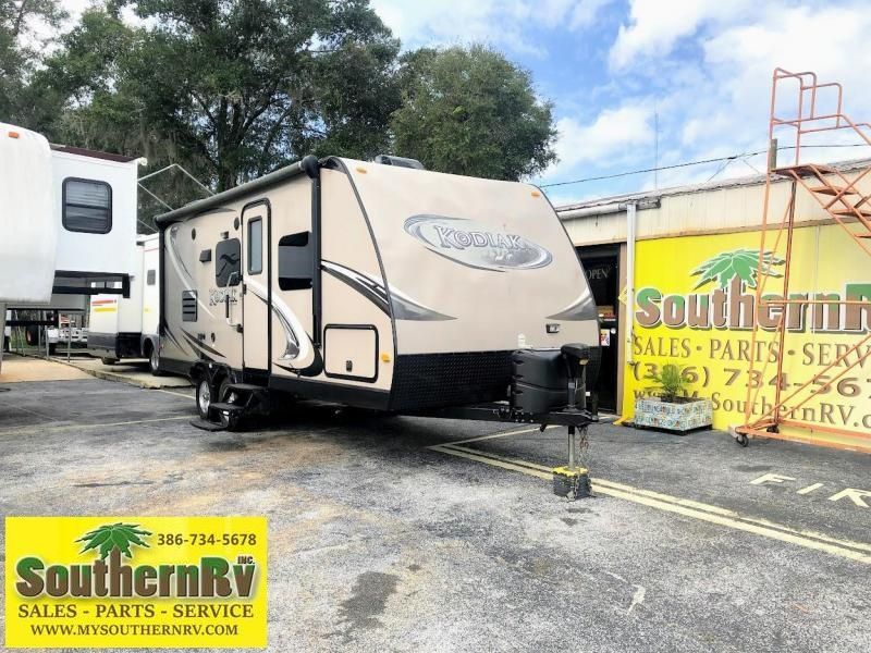 2013 Keystone RV Kodiak 221RBSL Travel Trailer RV