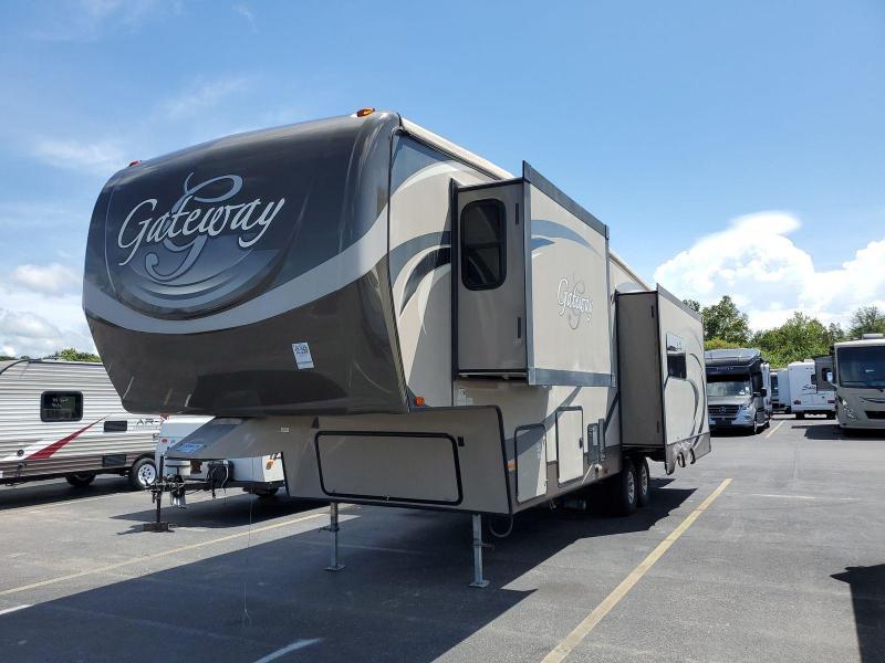 2014 Heartland Gateway 3300ML Fifth Wheel Campers RV