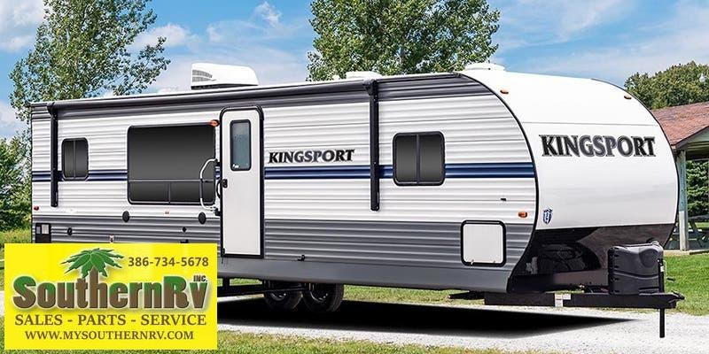 2021 Gulf Stream Kingsport Lite 279BH BUNKHOUSE Travel Trailer RV