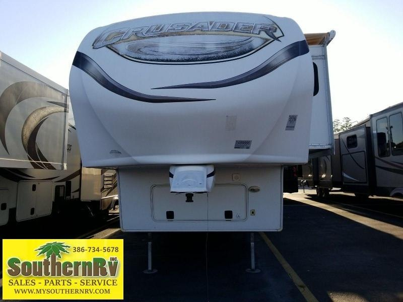 2013 Prime Time Crusader 325RES Fifth Wheel Campers RV