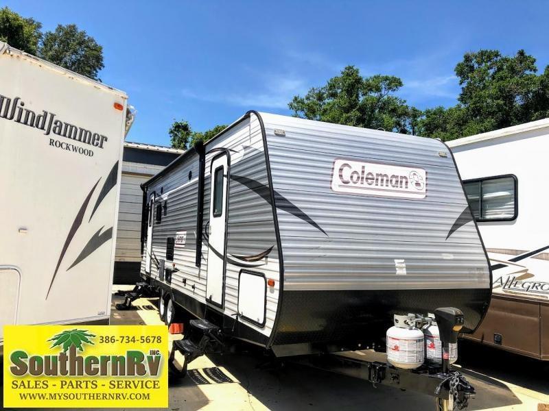 2015 Coleman Dutchmen Expedition 270RL Travel Trailer RV